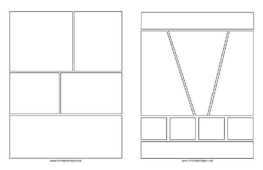 Synapse Comic Strip – Comic Strip Worksheet