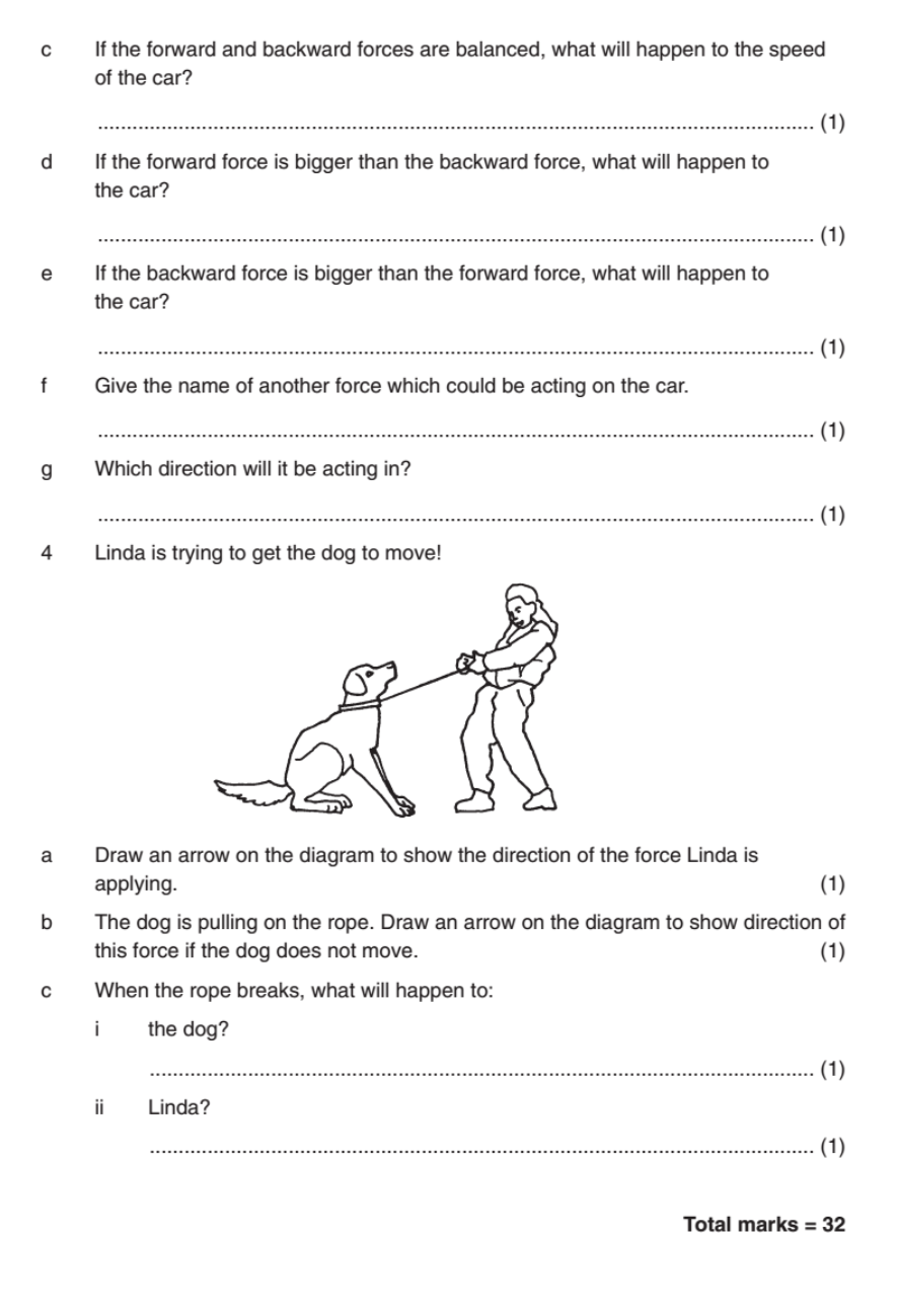 Balanced and Unbalanced worksheet